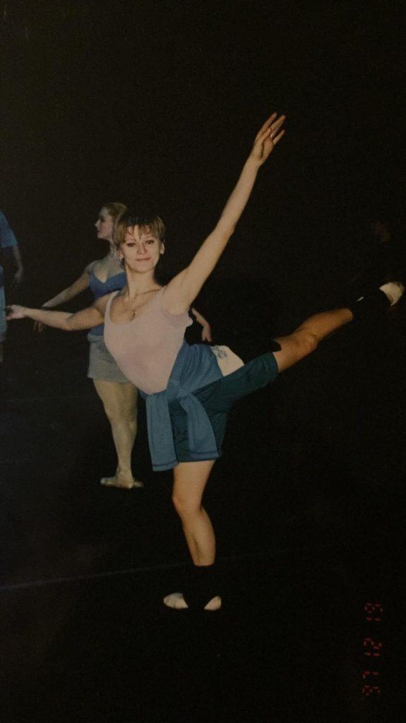 Natalia Body Ballett